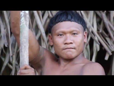Korubo, una etnia sin fronteras