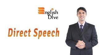 Direct Speech Video Lesson