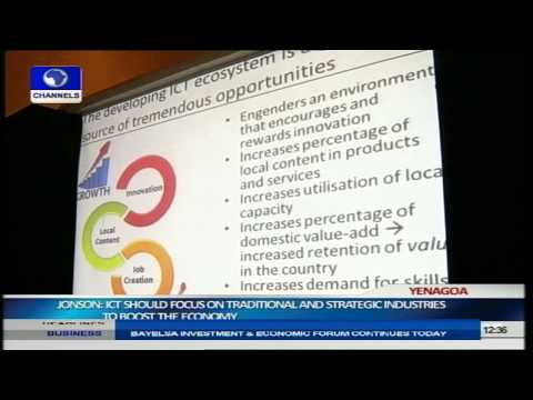 1st Bayelsa Economic & Investment Forum Day 2 Pt.8