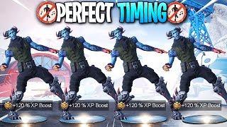 Fortnite - Perfect Timing Dance Compilation! #53 - (Season 7)