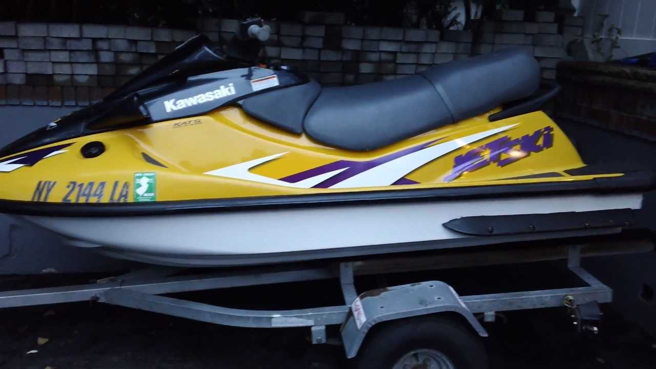 New or Used Kawasaki Zxi Jet Skis for Sale - m