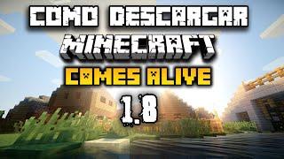 Minecraft 1.7.2 Descargar E Instalar Comes Alive Mod