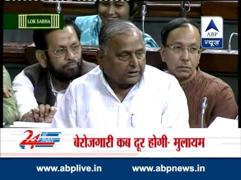Mulayam Singh Yadav attacks NDA govt over inflation