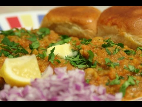 Pav Bhaji Mumbai Style at Everyday Indian Cooking