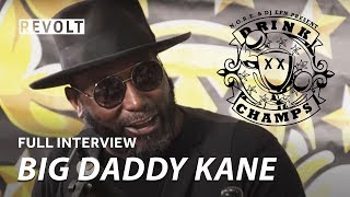 Big Daddy Kane   Drink Champs (Full Episode)
