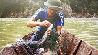 BẮT, CÂU CÁ SÔNG ĐÀ - Phần 1 ( Black River Fishing )