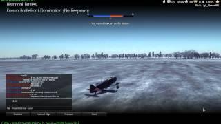 War thunder funny crash landing