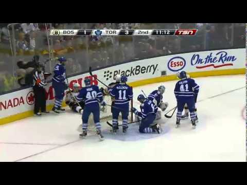 Bruins vs. Maple Leafs - Recap (Apr 3, 2014)