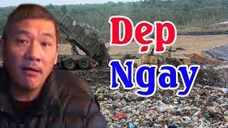 Xuất hiện bàn tay lông lá của đại gia Tr-ung Quốc tại bãi rác bãi rác Đa Phước