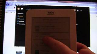 How To Copy EBooks To Your Kobo Wireless E-Reader