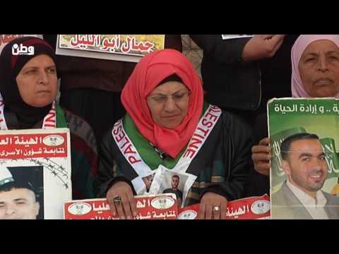 """قراقع لـ""""وطن"""": سنستمر في الاحتجاجات حتى وقف الاعتقال الاداري"""