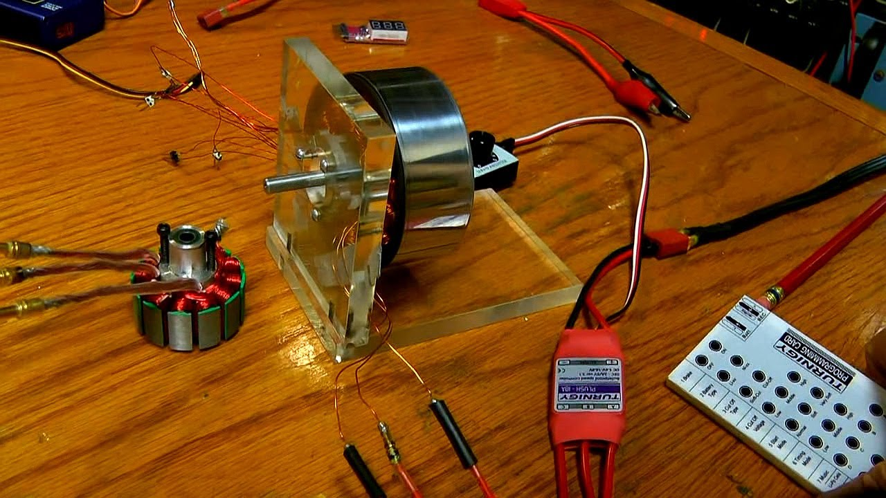 Simple 3 phase motor control youtube for 3 phase motor control