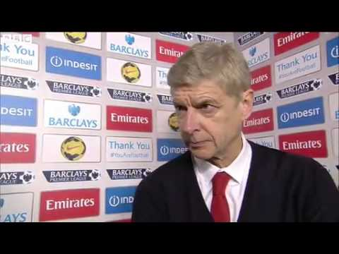 Sport - Arsenal 1 1 Everton - Arsene Wenger encouraged by draw