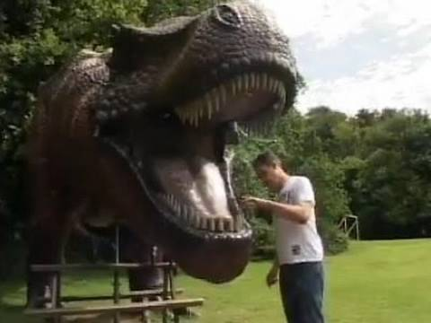 Dinosaur Adventure in Norfolk, UK
