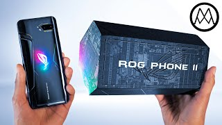 Asus ROG Phone 2 UNBOXING - World's FASTEST Smartphone.