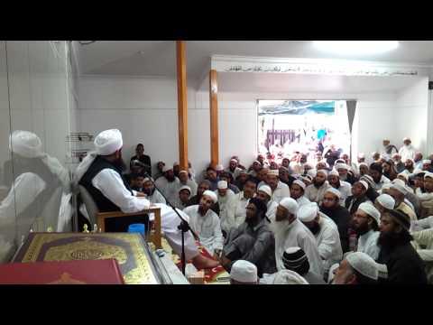 Maulana Tariq Jameel Sb bayan at Masjid e Ayesha Manurewa Auckland NZ - 16-12-2012 - Part 2