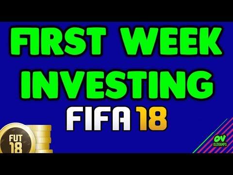 FIFA 18 INVESTING TOTW  -  FIFA 18 TRADING TIPS