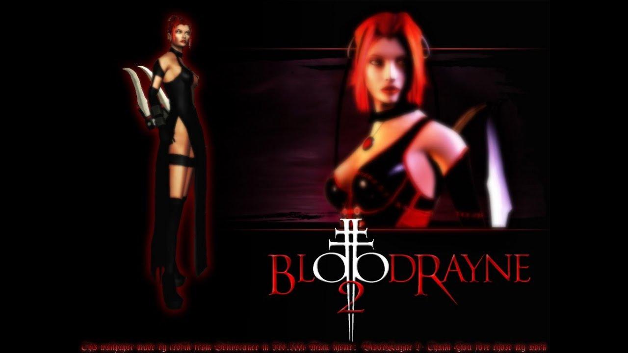 Прохождение игры bloodrayne 2