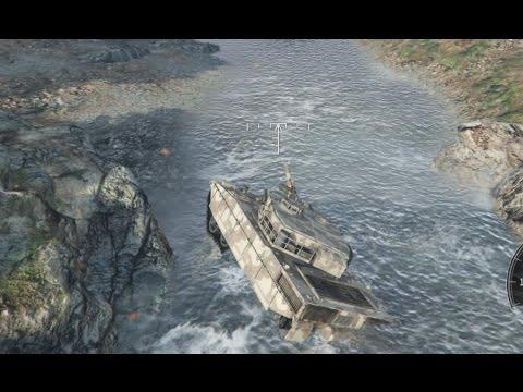 Lấy Xe Tank Đi Offroad Trong GTA Tập 3 ^^ | Xe Tank Lội Nước ? Và cái kêt ...