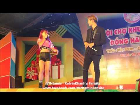 [VINtamin] 16/10/2016 SVĐ Đồng Nai - Kelvin Khánh & Khởi My