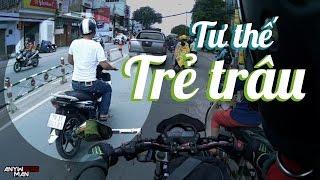 TRẺ TRÂU CHẠY XE NHƯ THẾ NÀO | RIDE DIARY 21 | Vietnam motovlog