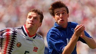 22 dicembre 1988 - Il primo gol di Nicola Berti - Almanacchi Azzurri