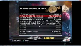 WWE Smackdown Vs Raw 2011 Pc (Download)
