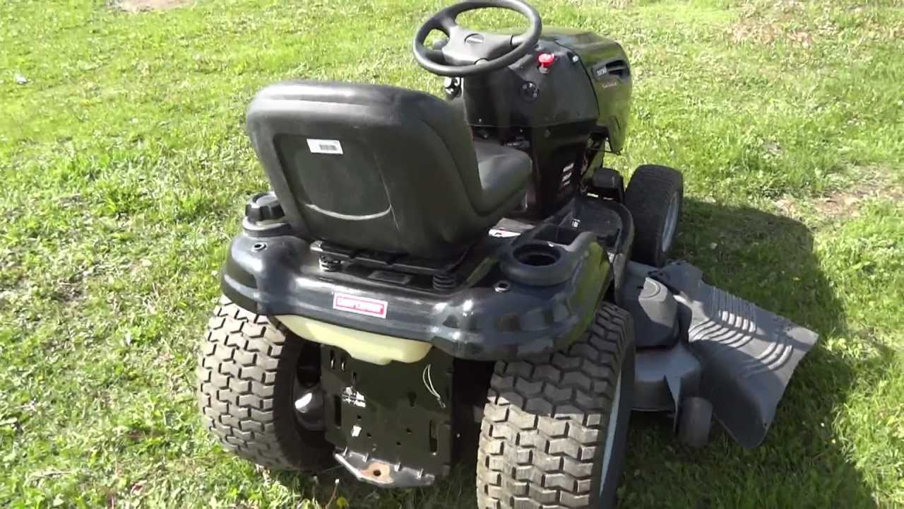 craftsman lt2000 20 hp 42 lawn tractor manual