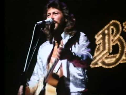 Bee Gees - Tragedy (live)