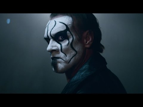 "Sting debuts in ""WWE 2K15"""