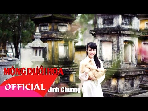 Mộng Dưới Hoa - Đức Minh | Nhạc Trữ Tình 2017 | MV Audio