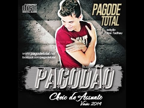 BANDA PAGODÃO - CHEIO DE ASSUNTO - VERÃO 2014 (COMPLETO)