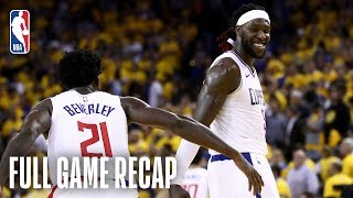 CLIPPERS vs WARRIORS   LA Takes Must-Win in Oakland   Game 5