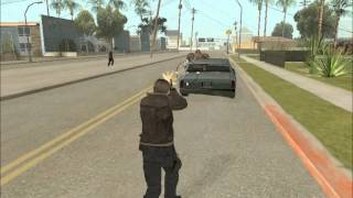 Gta San Andreas-Resident Evil Mod