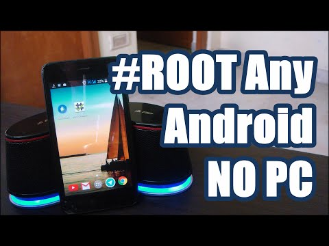 How To ROOT Any Android Device Without A Computer|One Touch Method (Updated)