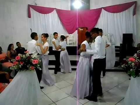 Dia do nosso casamento coreografia
