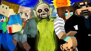 Minecraft: TELETUBBIES MURDER | MODDED MINI-GAME