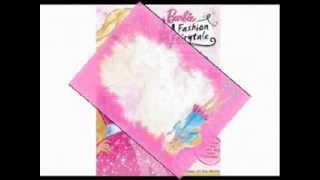 Barbie In A Fashion Fairytale!Movie 2010!