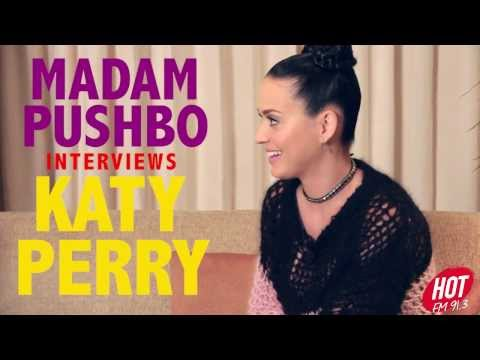 FUNNY Indian Lady Interviews Katy Perry!