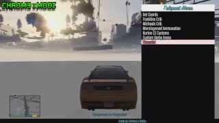 Chr0m3 X MoDz GTA V 1.13 Mod Menu Updated Xbox 360