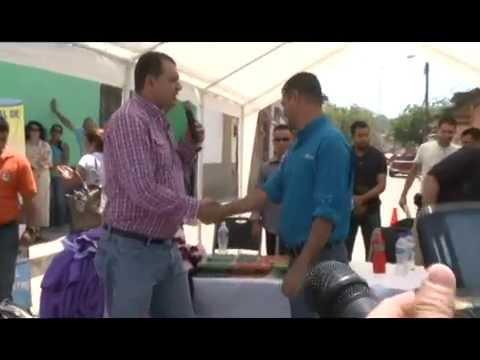 Recreovias en el departamento de Gracias Lempira, Honduras