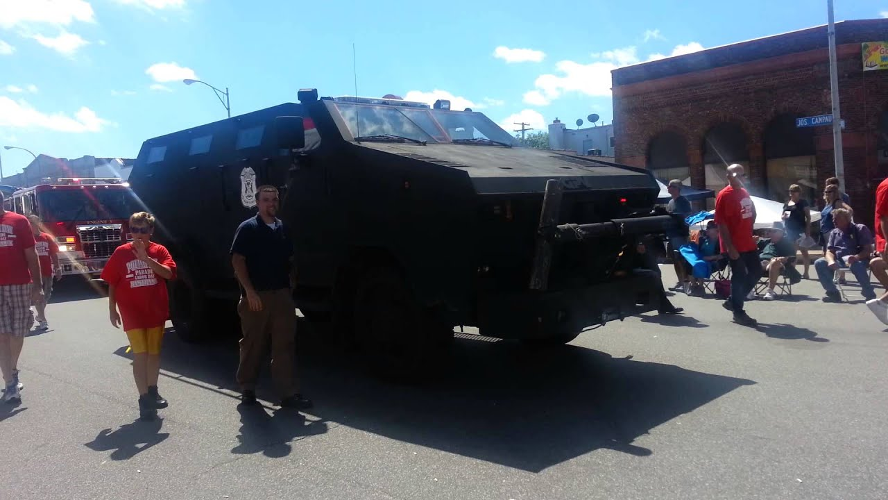 Police Armored Vehicles