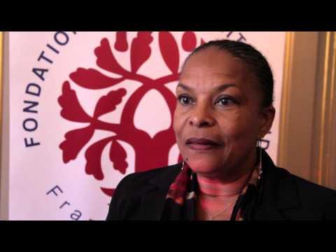 Prix Danielle Mitterrand 2013 - Christiane Taubira