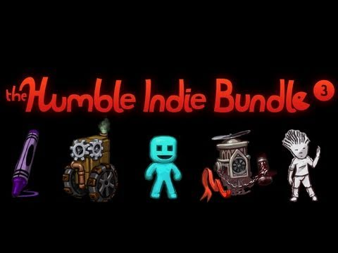 Humble indie Bundle #3