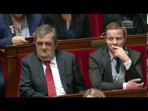 M. Gilles Lurton - Plan santé 2022 et manifestation des infirmières