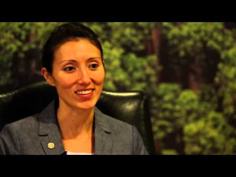 Forests Asia Summit 2014 - Interview: Crystal Davis on the Global Forest Watch and technology