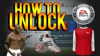 FIFA 14 Ultimate Team How To Unlock Classic Kits