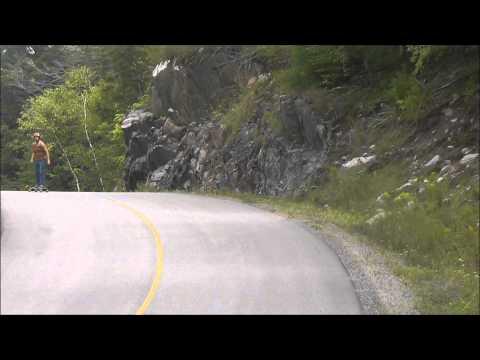 Provincial Park Longboard Dancing