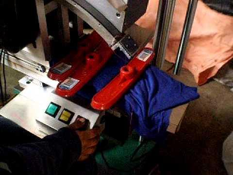 Maquina insertadora para escobas / broom machine