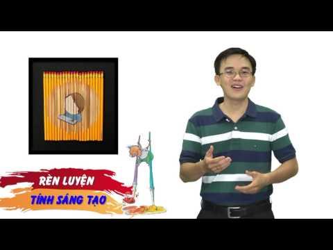 TGM-VTC4] Kỹ năng sống số 39: Rèn luyện tính sáng tạo